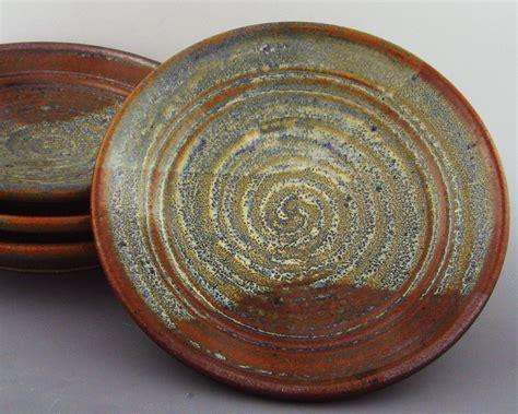 Handmade Pottery Ls - stoneware plates bowls