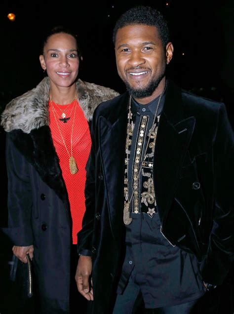 Ushers Canceled Wedding What Happened by Usher Grace Miguel Split After Two Years Of