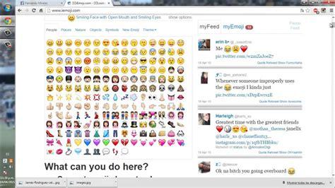 como hacer un fondo con emojis youtube como poner emojis en la pc f 193 cil 2015 youtube