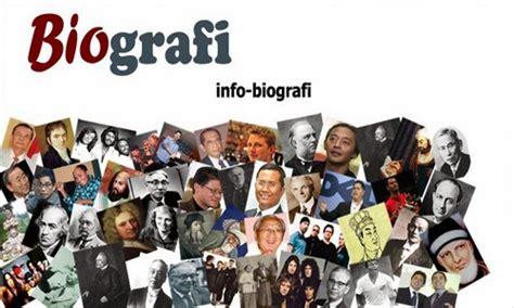 Otobiografi Adalah   pengertian dan contoh biografi otobiografi putune wonoderyo
