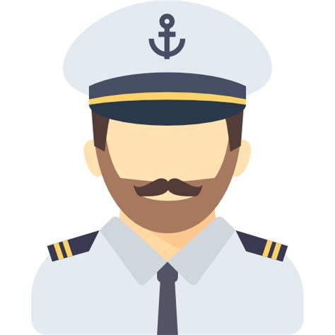 boat captain graphics businessman icon myiconfinder