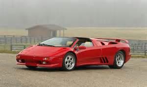 Lamborghini Diablo 1996 1996 Lamborghini Diablo Vt Roadster Conceptcarz