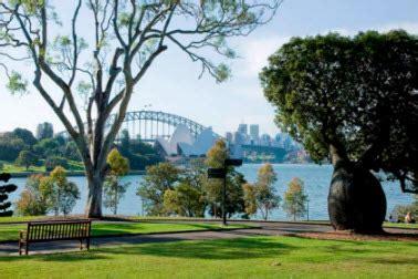The Royal Botanic Gardens Sydney Tempat Wisata Gratis Di Sydney