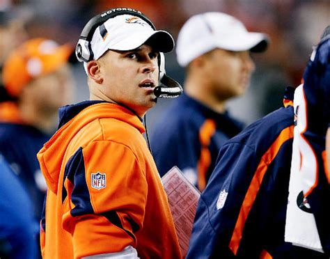 broncos couch nfl network airs broncos coach josh mcdaniels unbecoming