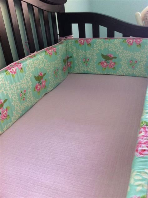 Diy Crib Bedding Set Diy Crib Crib Bedding And Cribs On Pinterest
