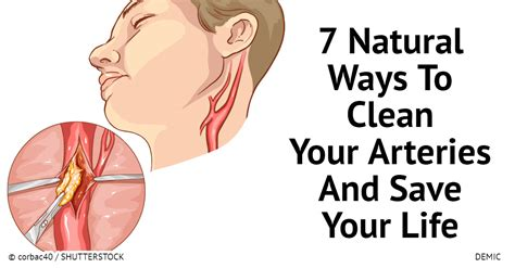 7 Ways To Your by 7 Ways To Clean Your Arteries And Save Your