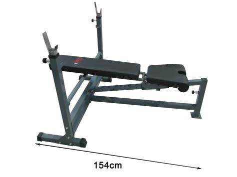 olympic bench press dimensions aquila samson pro olympic bench press buy from fitness