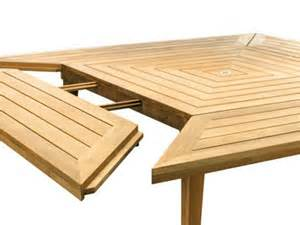 table de jardin by ethimo