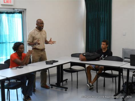 up film workshop the bajan reporter signia financial partners with hall e