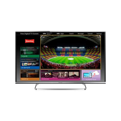Tv Panasonic Smart panasonic tx 42as650b 42 quot smart led tv panasonic from powerhouse je uk
