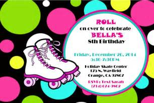 roller skating invitation template skating invitations invitations templates