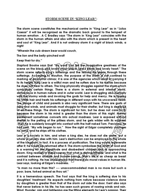 King Lear Madness Essay by Essays On King Lear King Lear Madness Essay Essays And Diversions The Madness Of King Betrayal