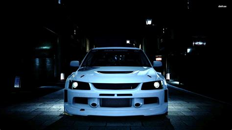 white mitsubishi evo wallpaper lancer evo wallpapers wallpaper cave