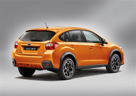 orange subaru review the 2013 subaru crosstrek and the bladder of