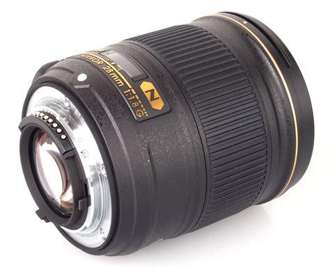 Lensa Nikon Af S 35mm F 1 8g nikon af s nikkor 28mm f 1 8g lens review