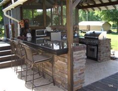 Backyard Bbq Bar 1000 Images About Backyard Bar On Tiki Bars