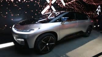 future new cars faraday future unveils production car amid turmoil