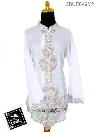 Kebaya Kode By 649 blus kebaya muslim encim andhini blus lengan panjang