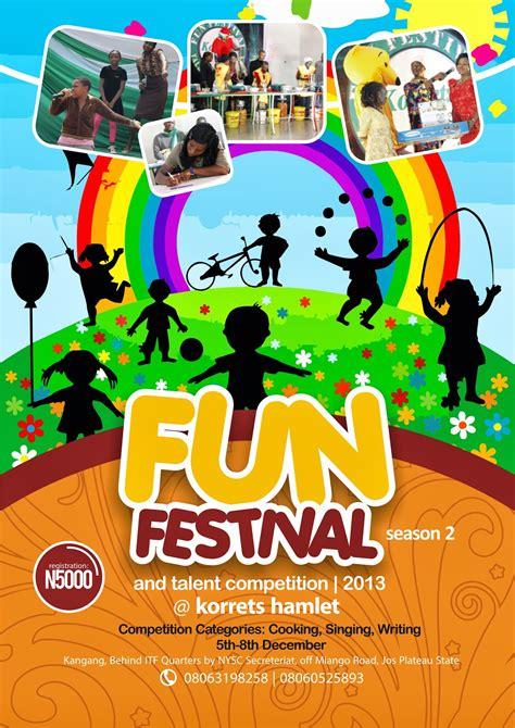 swagg news africa kiddies fun festival  talent