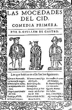 Las mocedades del Cid - Wikipedia, la enciclopedia libre