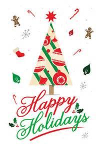 Free printable christmas greeting card happy holidays greetings