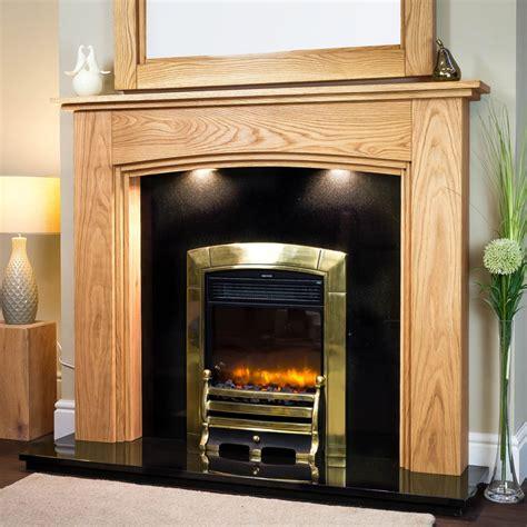 Fireplace Surrounds Oak by Lyndhurst Solid Oak Fireplace Surround Oakfiresurrounds