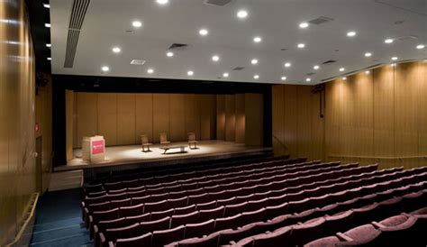 Cathedral Floor Plan by Auditorium Space Rentals Japan Society