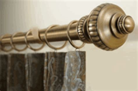 decorative double traverse curtain rod select double bronze traverse rod 36 quot 96 quot