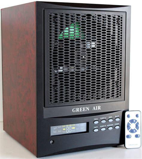 green air classic purifier ozone generator asthma allergy