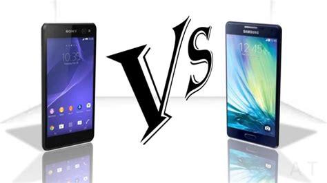 Samsung A3 Vs Sony C3 sony xperia c3 vs samsung galaxy a3