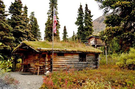 Proenneke Cabin by 10 Gorgeous Cabin Getaways Postmetropolitan