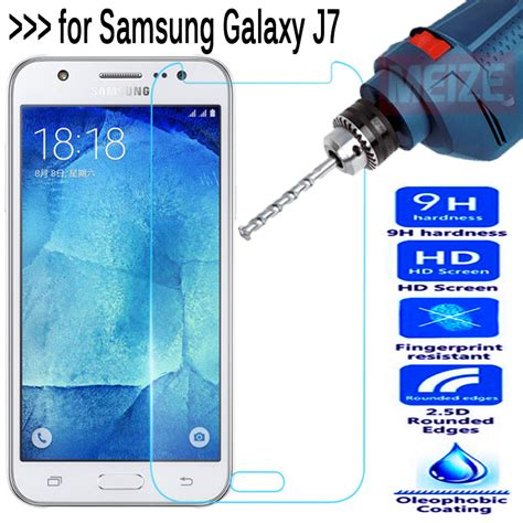 Tempered Glass 9h Samsung Galaxy J7 Prime Duos Anti Gores Kaca 9h tempered glass for samsung galaxy j7 neo j701 j7 2016 j710 2017 j730 screen protector for j7