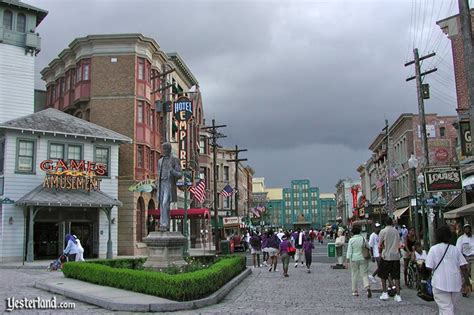 hollywood news now yesterland universal studios florida then now