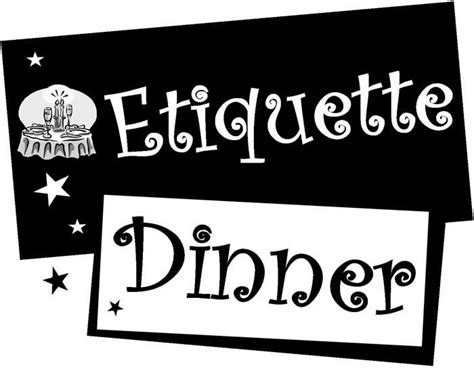 17 best images about dining etiquette on pinterest fine etiquette dinner mutual activity quiz from lds org lds