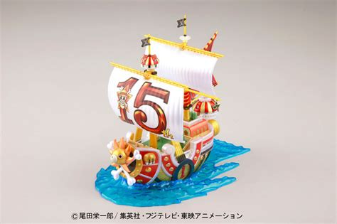 Thousand Luffy Grand Ship 15th Anniversary One Model Kit amiami character hobby shop grand ship collection