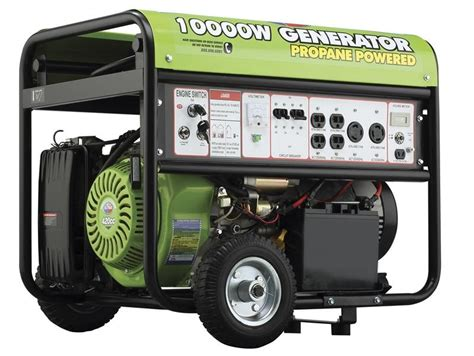 all power america 6000ew propane electric start 13 hp