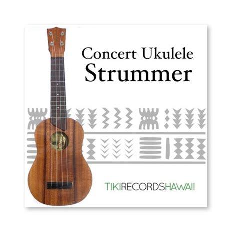 Records Hawaii Tiki Records Hawaii Concert Ukulele Strummer Sound Library For Ni Kontakt