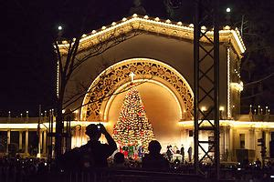 balboa park tree lighting cland on the bay and san diego side trips ca s
