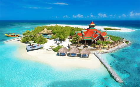 sandals island jamaica sandals royal caribbean island slide 09 wallpapers13