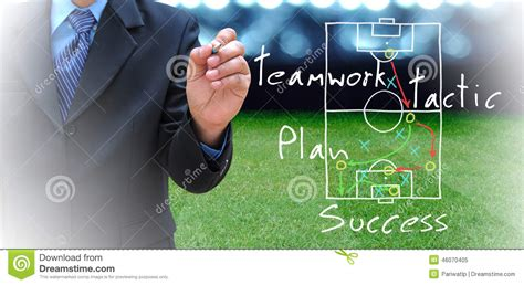 Mba In Soccer Management by Soccer Manager Stock Image Image Of Coach Information