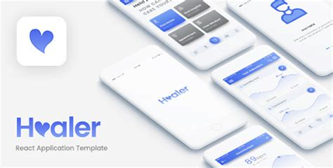 themeforest react native download codecanyon healer react native app androidi