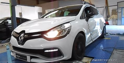 renault 4 tuning renault clio 4 rs chip tuning 235 ps by digiservices