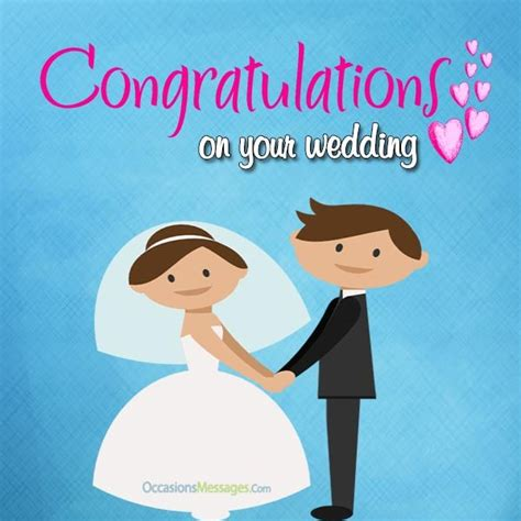 Wedding Congratulation To Wedding Congratulations Messages Occasions Messages