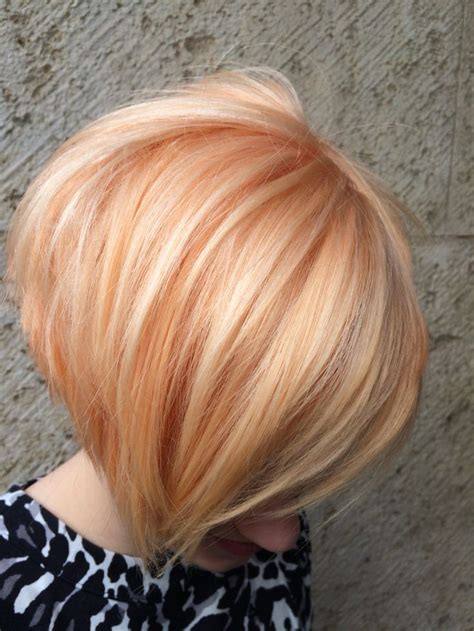 apricot hair color 17 best ideas about bold hair color on
