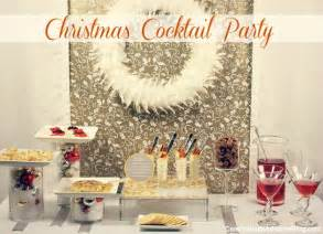 Cocktail Party At Home - christmas cocktail party ideas celebrations at home