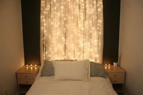 Ideas For Decorating Your Bedroom With Lights 30 Bedroom Decorations Ideas