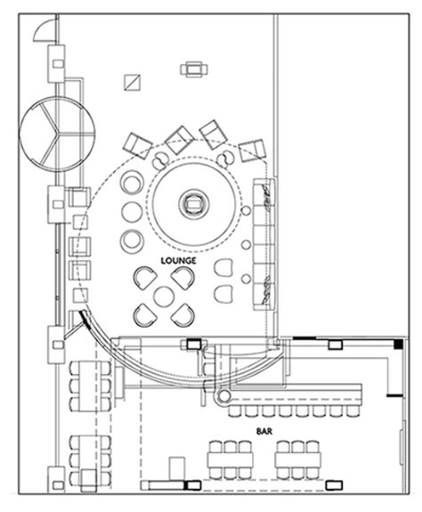 floor plan bar floor plans art and soul