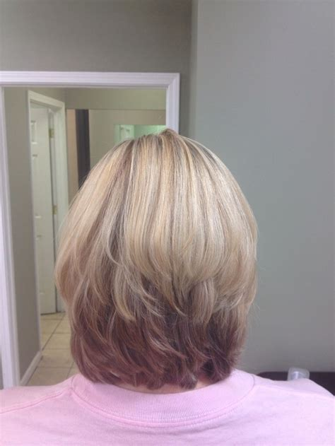 a line stacked bob stacked a line bob beautiful beautiful hair pinterest