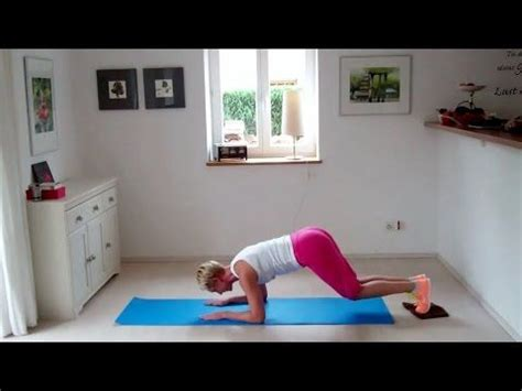 pilates für zuhause best 25 bauch beine po workout ideas on bauch