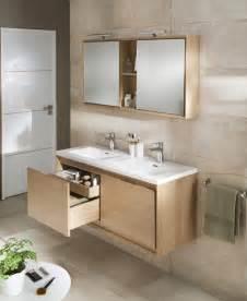 meubles salle de bains bois le bois dans la salle de bains salle de bains salle de